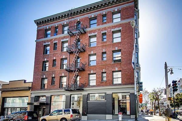 $6,500,000, San Fransisco, CA, Mixed-Use (Apartment/Retail)